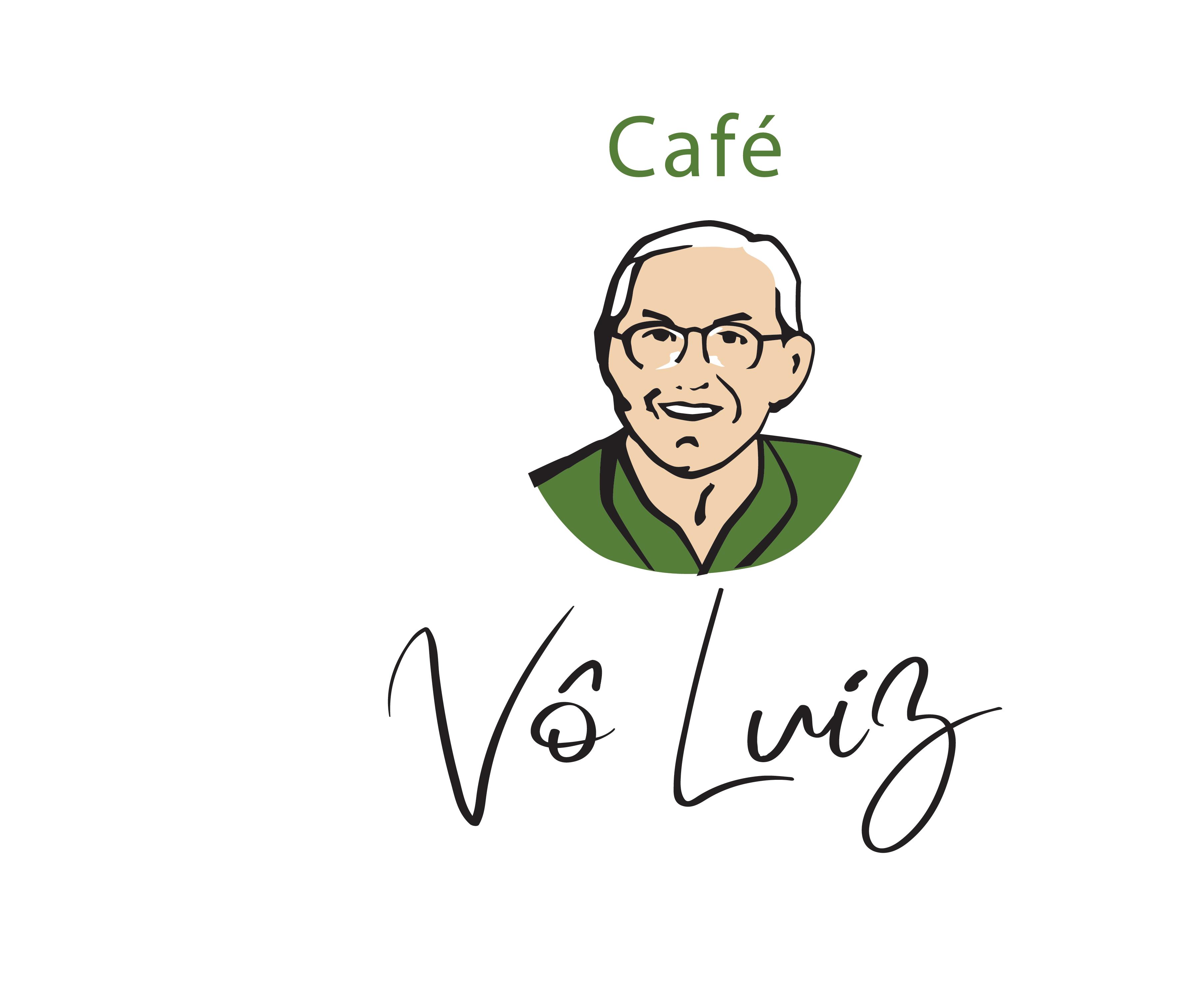 CAFE_VO_LUIZ_ Logo Folhagens